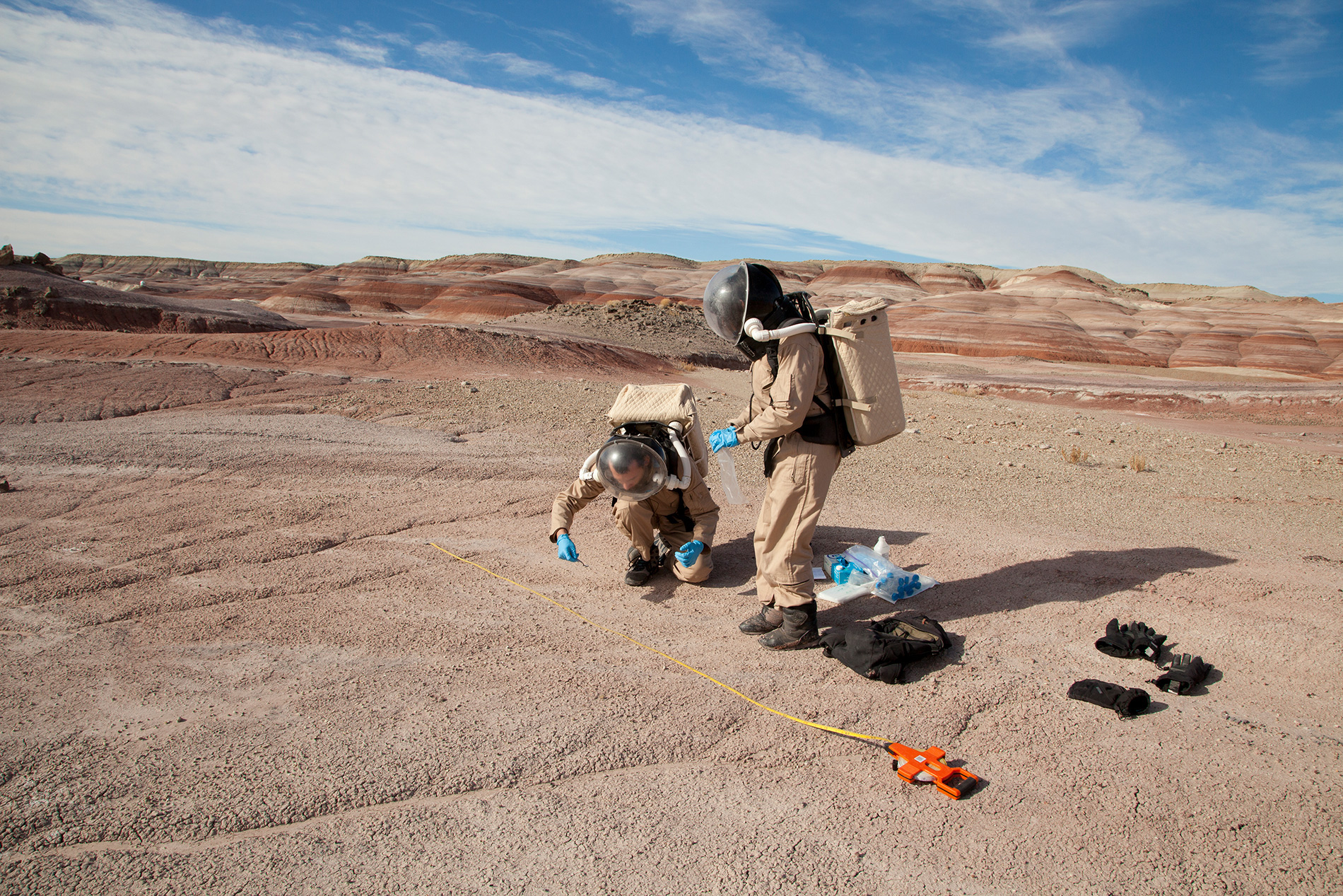 15 days on Mars